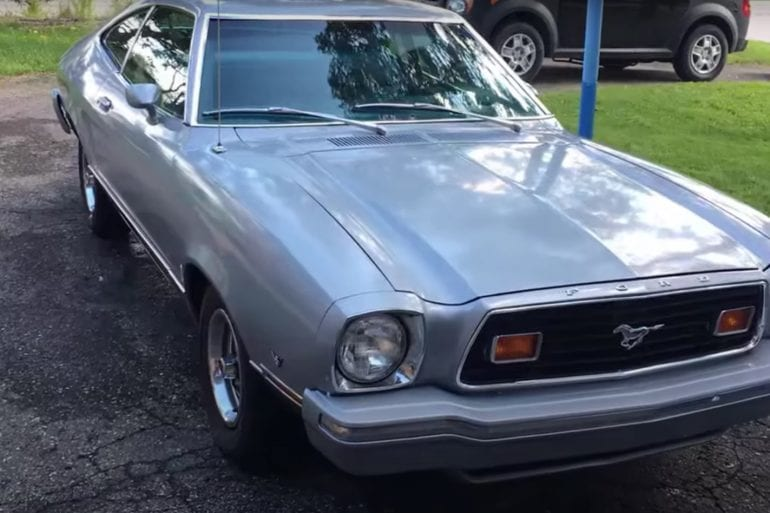 Video: 1976 Ford Mustang Mach 1 Quick Tour