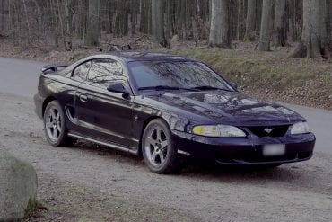 Video: 1996 Ford Mustang V6 Review