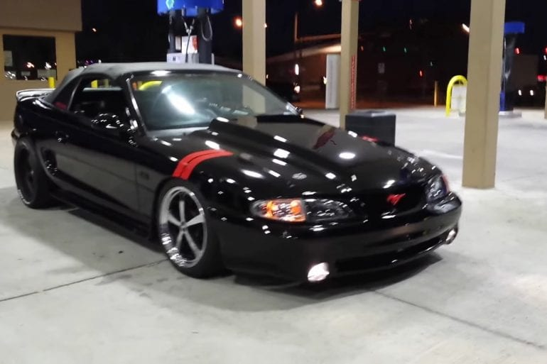 Video: Black 1996 Ford Mustang GT Walkaround