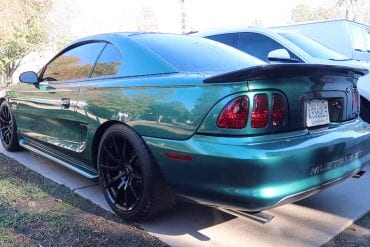 Video: Stock 1996 Ford Mustang GT Cold Start
