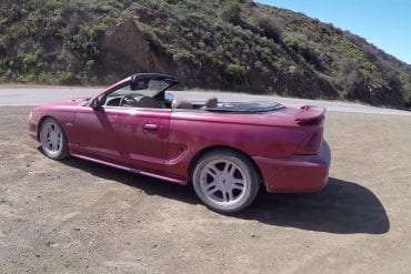 Video: 1996 Ford Mustang GT Convertible Review