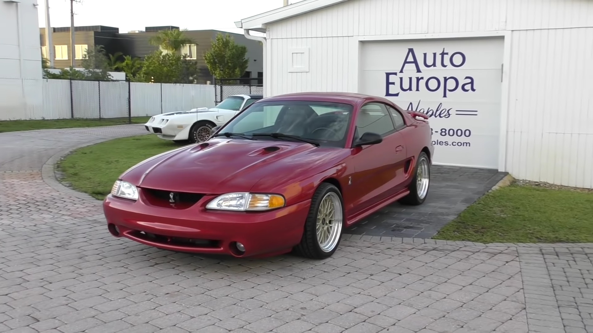 Video: 1996 Ford Mustang SVT Cobra Review + Test Drive