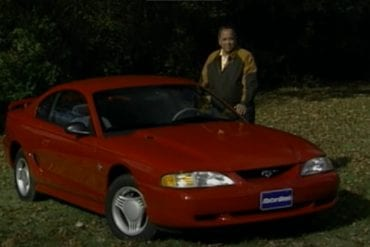 Video: 1996 Ford Mustang SVT Cobra Retro Review