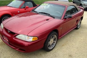 Video: 1997 Ford Mustang GT Convertible Walkaround