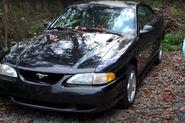 Video: 1998 Ford Mustang Test Drive