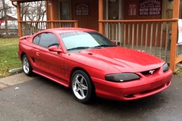 Video: 1998 Ford Mustang GT Walkaround