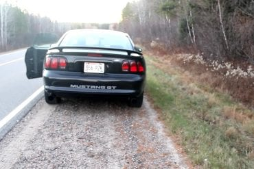 Video: 1998 Ford Mustang GT Magnaflow Exhaust Sound