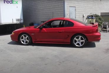 Video: Supercharged 1998 Ford Mustang GT Road Test