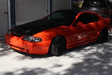 Video: 600+ HP 1998 Ford Mustang SVT Cobra Exhaust Sound