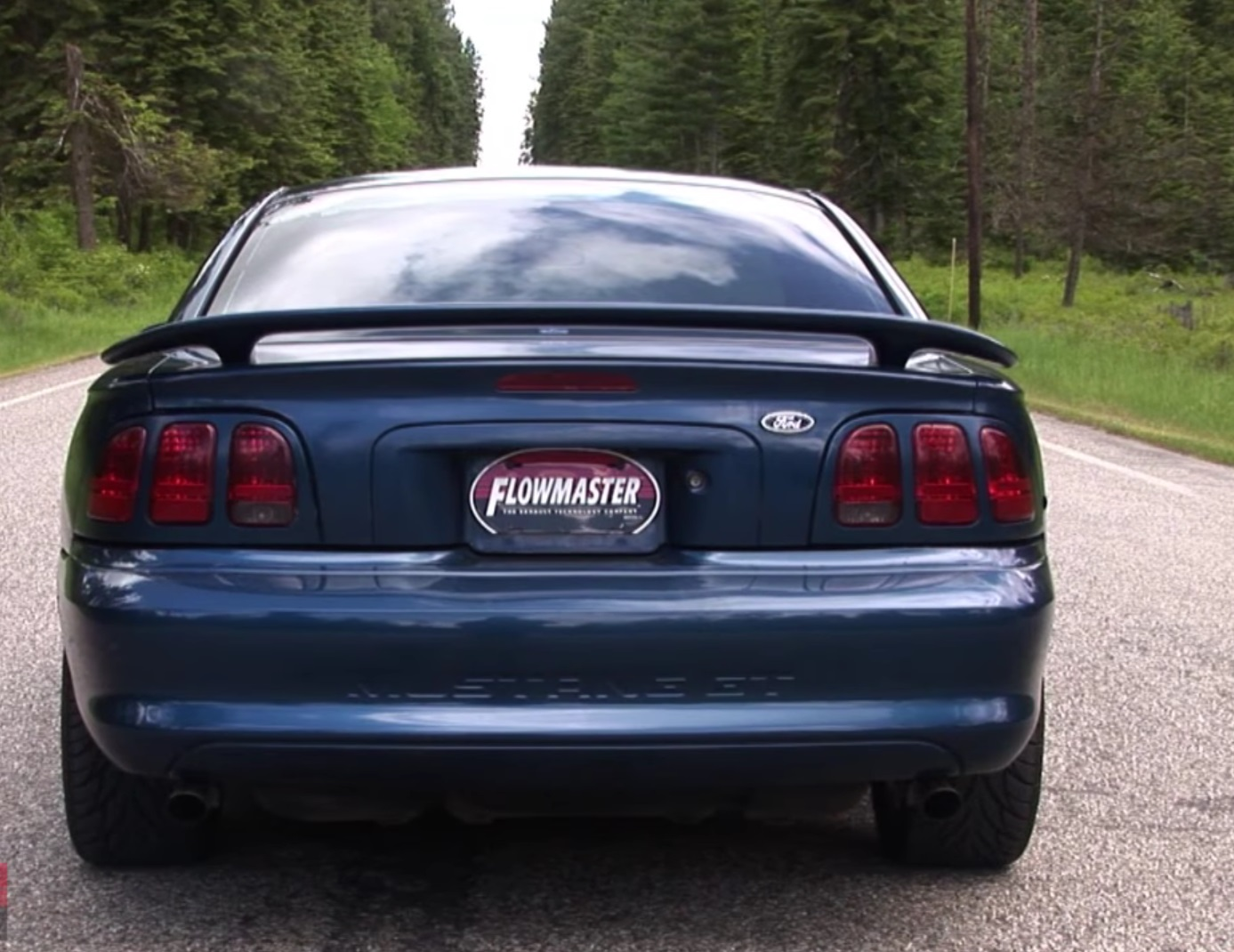 Video: 1998 Ford Mustang GT With American Thunder Cat-back Exhaust System