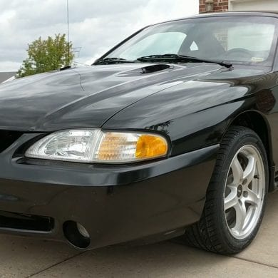 Video: Detailed Look At A 1998 Ford Mustang SVT Cobra