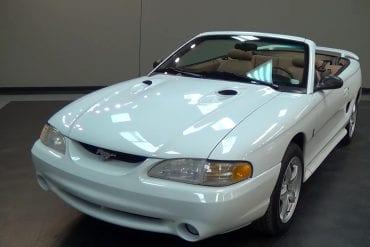 Video: 1998 Ford Mustang SVT Cobra Convertible Walkaround