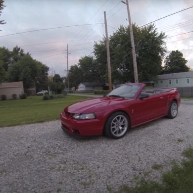 Video: Supercharged 1999 Ford Mustang SVT Cobra Walkaround