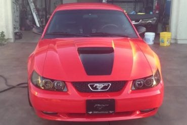 Video: 1999 Ford Mustang Limited Edition 35th Anniversary Walkaround