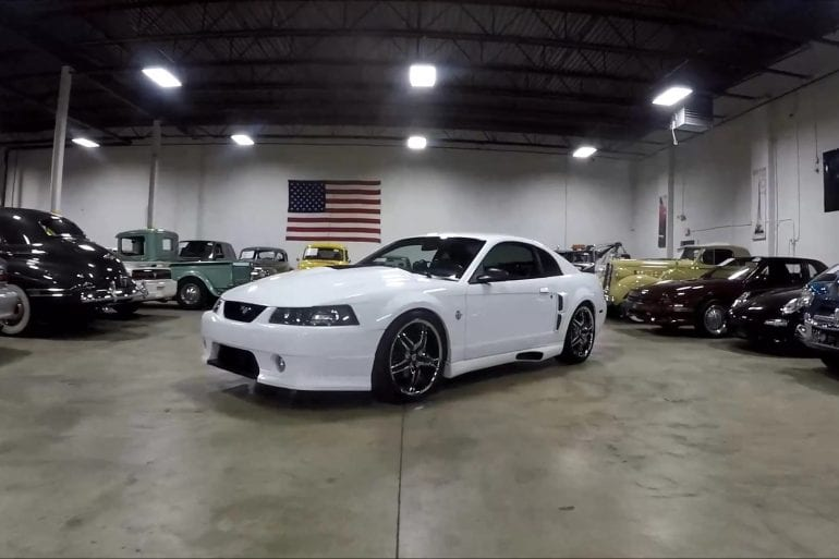 Video: White 1999 Ford Mustang GT Walkaround