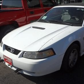 Video: 2000 Ford Mustang V6 Convertible In-Depth Tour
