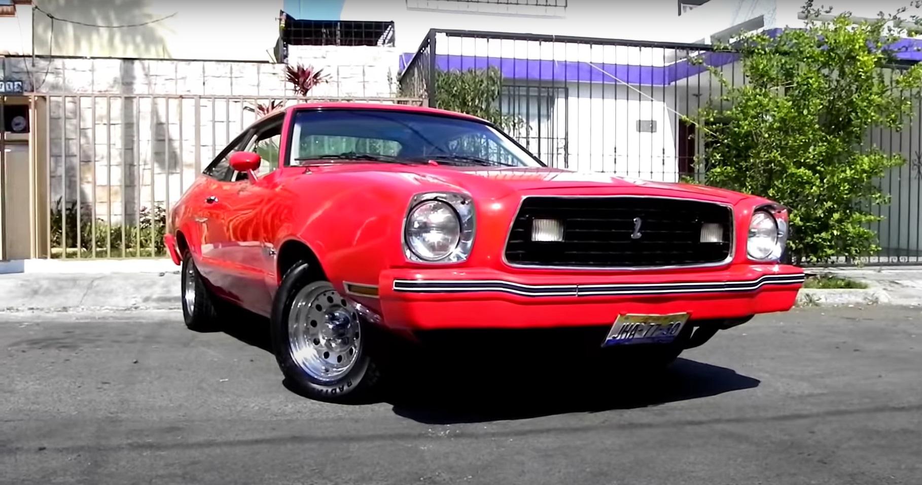 Video: 1977 Ford Mustang II Fastback Walkaround