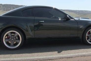Video: 2001 Mustang Bullitt Edition 0-60 MPH Review