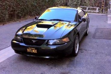 Video: 2001 Ford Mustang Bullitt Walkaround + Test Drive