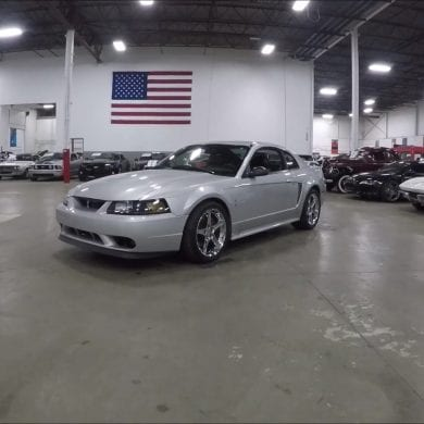 Video: 2001 Ford Mustang SVT Cobra Walkaround