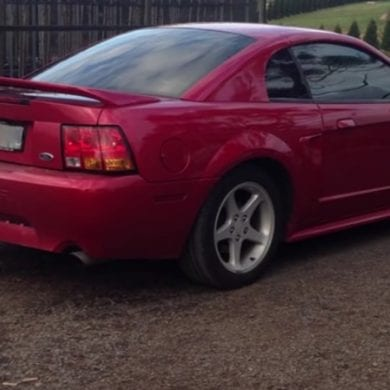 Video: Did Ford Really Make a 2002 Ford Mustang SVT Cobra?