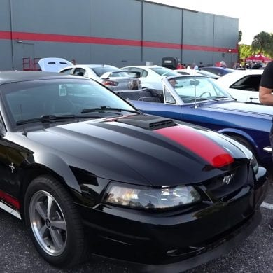 Video: Is The 2003 Ford Mustang Mach 1 Worthy Of Its Name?