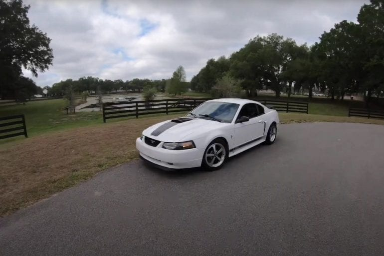 Video: 2003 Ford Mustang Mach 1 POV Drive