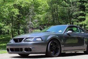 Video: Reviewing The 2003 Ford Mustang SVT Cobra