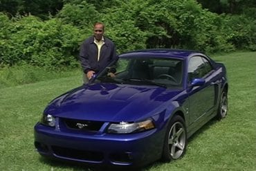Video: 2003 Ford Mustang SVT Cobra Retro Review