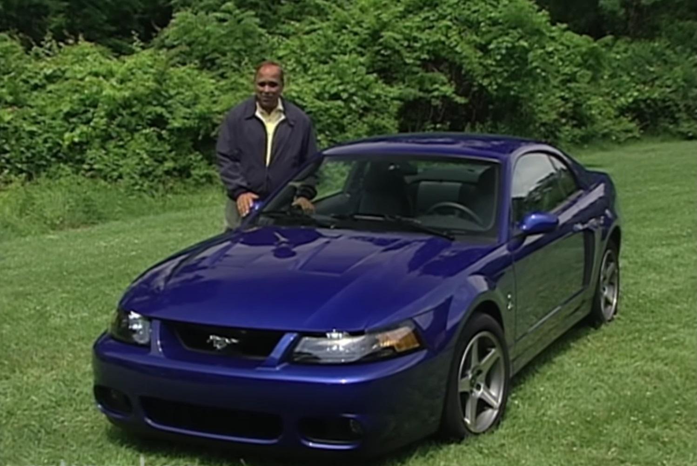 Video: 2003 Ford Mustang SVT Cobra Retro Review