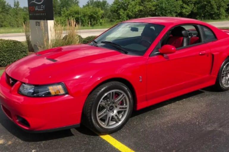 Video: 2003 Ford Mustang SVT Cobra 10th Anniversary Specs