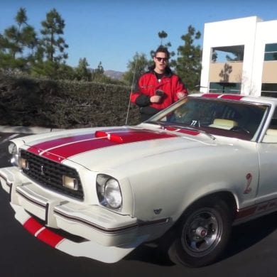 Video: 1977 Ford Mustang Cobra II Review