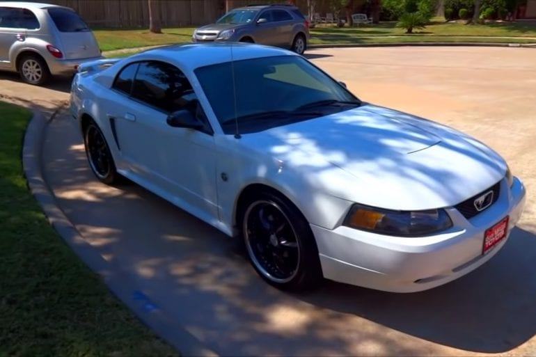 Video: 2004 Ford Mustang Full Tour