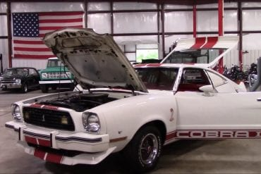 Video: 1977 Ford Mustang Cobra II Walkaround