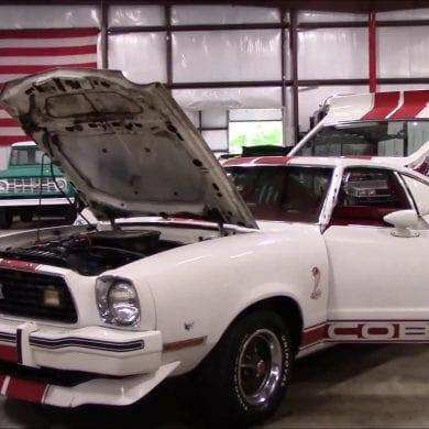 Video: 1977 Ford Mustang Cobra II Walkaround
