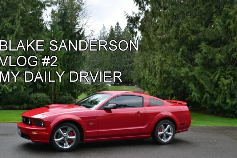 Video: 2007 Ford Mustang GT As A Daily Driver