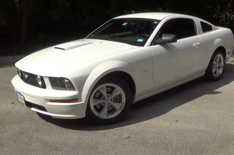 Video: 2007 Ford Mustang GT Premium In-Depth Tour & Test Drive