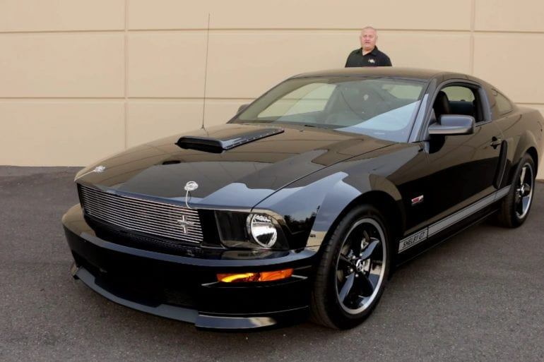 Video: 2007 Ford Mustang Shelby GT Muscle Car Overview
