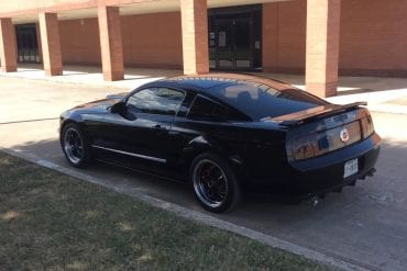 Video: 2007 Ford Mustang GT/CS California Special Overview
