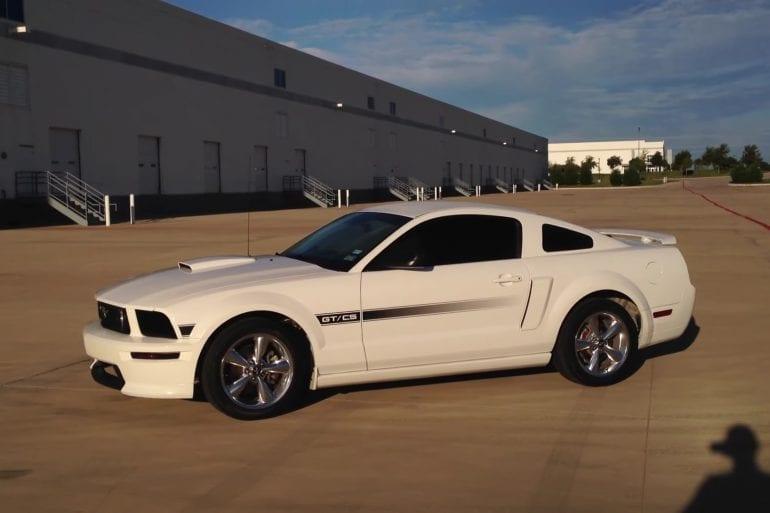 Video: 2007 Ford Mustang GT/CS California Special Walkaround