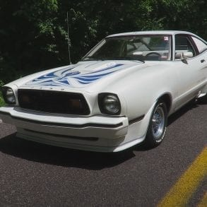 VIdeo: 1978 Ford Mustang King Cobra Full Tour + Test Drive