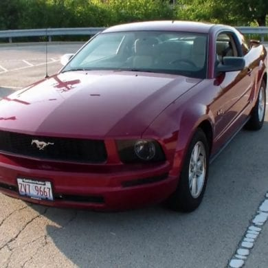 Video: 2008 Ford Mustang Deluxe Coupe In-Depth Look