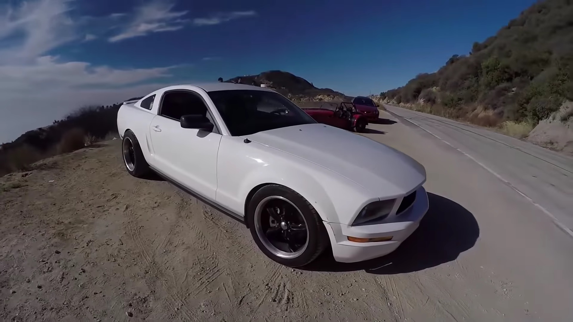 Video: Modified 2008 Ford Mustang V6 One Take