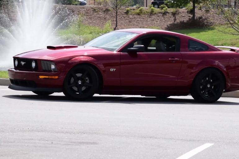 Video: Custom 2008 Ford Mustang GT In-Depth Review