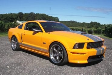 Video: 2008 Ford Mustang Shelby GT-C In-Depth Tour