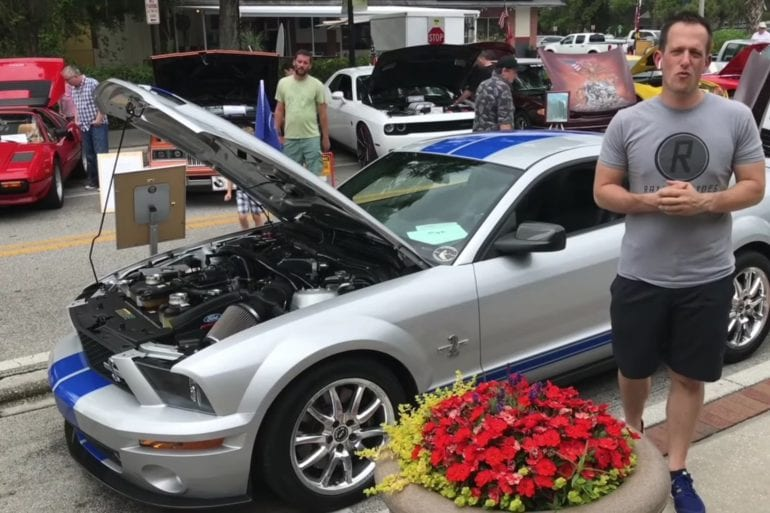 Video: 2008 Ford Mustang Shelby GT500KR Quick Overview