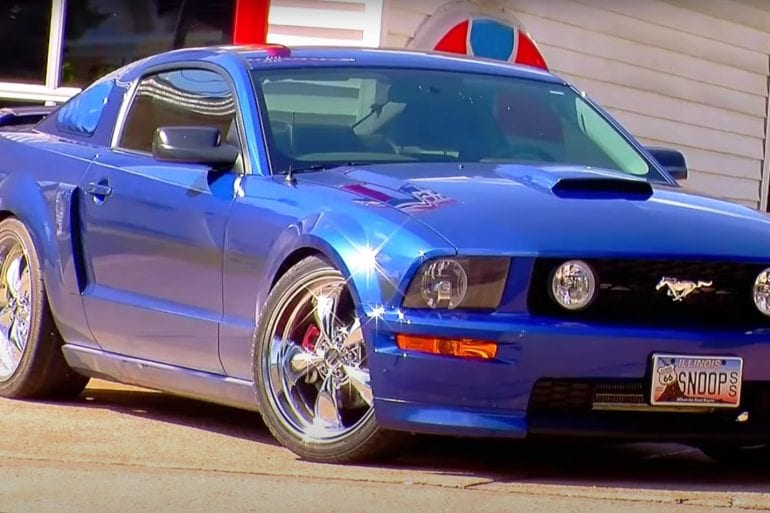 Video: Supercharged 2008 Ford Mustang GT/CS California Special In-Depth Look