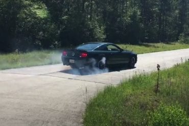 Video: 2008 Mustang Bullitt POV Drive