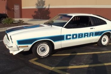 Video: 1978 Ford Mustang Cobra II Overview