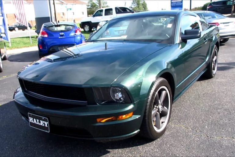 Video: 2009 Ford Mustang Bullitt In-Depth Tour